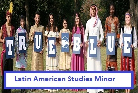True Blue international student photo