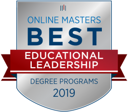 Online Masters 2019 Best Ed. Leadership Degree Program