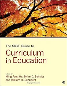 curriculumineducation_sage