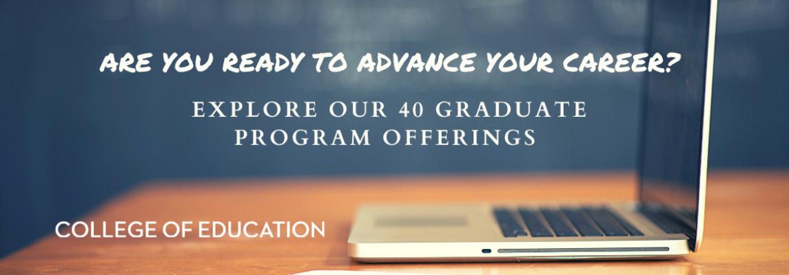 Graduate program banner sum20