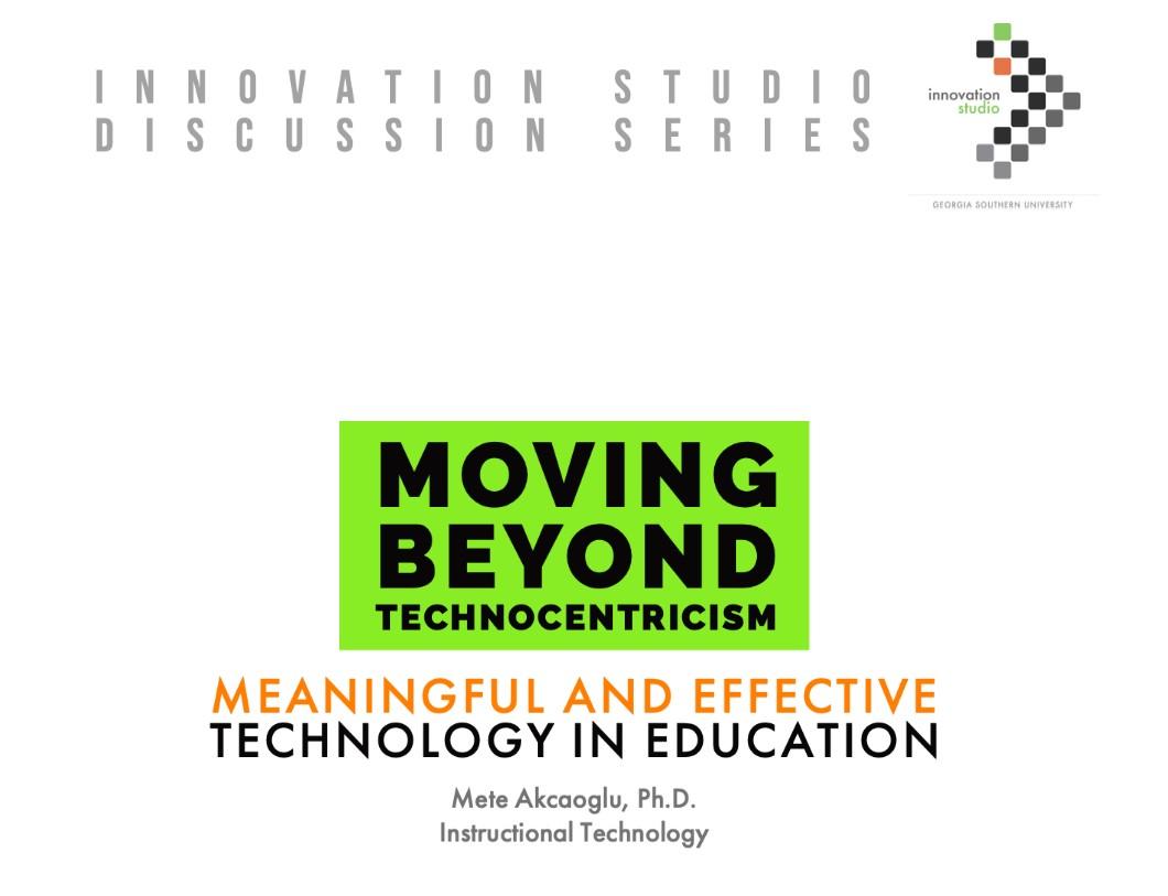Innovation Event