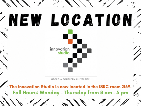 Innovation Studio New Location