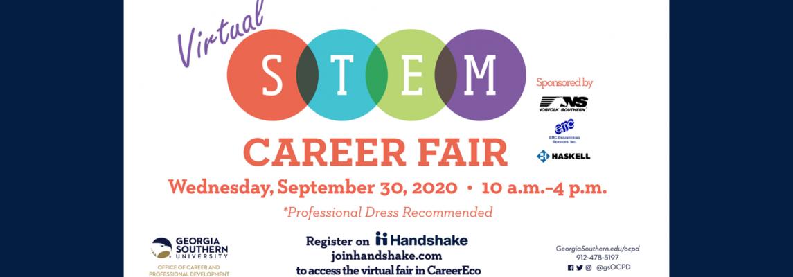 STEM Career Fair 2020revised